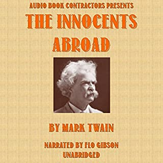 The Innocents Abroad cover art