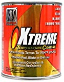 KBS Coatings 65328 Pure White Xtreme Temperature Coating - 1 Pint