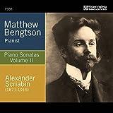 Scriabin Piano Sonatas, Volume II