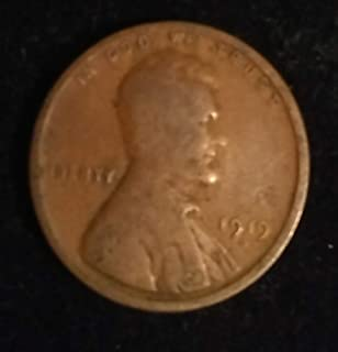 1919 D U.S. Lincoln Wheat Cent VG+ American Mint U.S.A.