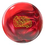 MICHELIN Storm Code Bowling Ball, Red, 15 lb