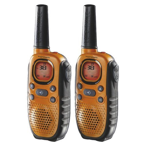 Topcom Twintalker 9100 Long Range - Walkie-talkie