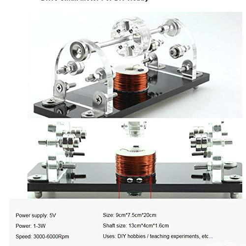 WIEUR Solar Motor Fremdsolarmagnet Mendocino Motor magnetische Levitation Motor bürstenlosen Motor 300-1500r/min