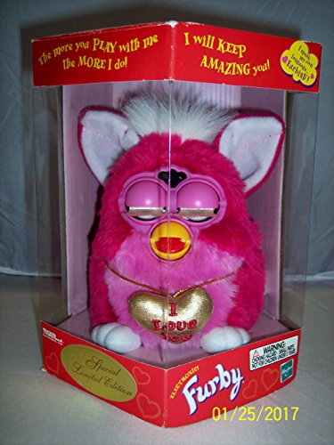 Special Limited Edition Valentines Furby