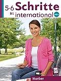 SCHRITTE INT.NEU 5+6 AB+CDs z. AB: Deutsch als Fremdsprache / Arbeitsbuch + 2 CDs zum Arbeitsbuch: Vol. 5-6