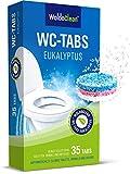 WC-Tabs 3-Phasen Kraftformel Eukalyptus Frische 35 Tabs a 25g