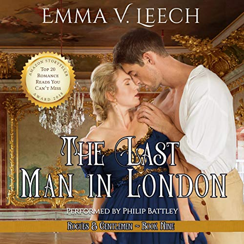 The Last Man in London cover art