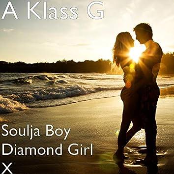 Soulja Boy Diamond Girl X