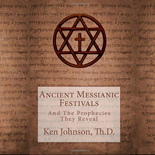 Ancient Messianic Festivals audiobook cover art