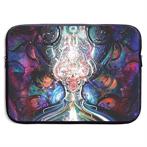 Waterproof Laptop Sleeve,Colorful Light Business Briefcase Protective Bag, Computer Case Cover for Ultrabook, MacBook Pro, MacBook Air, Asus, Samsung, Notebook 13 inch