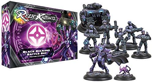 Relic Knights: Dark Space Calamity: Black Diamond Battle Box
