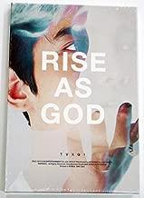 Tohoshinki TVXQ DBSK - Rise as God (Special Album) [WHITE ver.] CD + Photo Booklet + Folded Poster