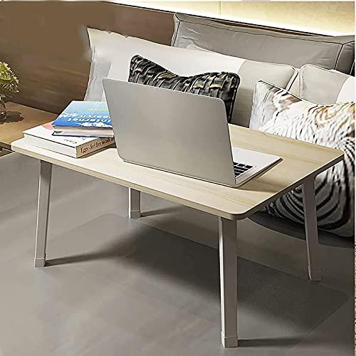 Eortzzpc Mesa Auxiliar del sofá, Mesa Plegable Mesa de Laptop Mesa de Aprendizaje de Mesa 6 0X40X28 CM Tabla (Color: 3#), Mesa Auxiliar para Sala de Estar (Color : 6#)