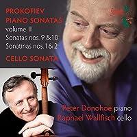 Prokofiev: Piano Sonatas Vol 2