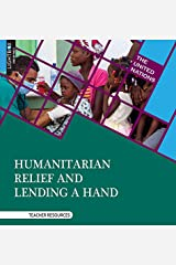 Humanitarian Relief and Lending a Hand Library Binding