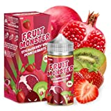 FRUIT MONSTER Strawberry Kiwi Pomegranate Liquid -