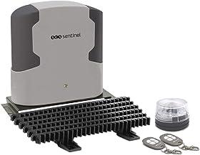 SCS Sentinel OneGate3 elektrische motor OneGate 3 poorten met 4 m en 400 kg MCO0062, grijs, verschuifbaar 4 m