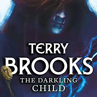 The Darkling Child cover art