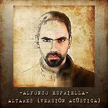 Altares (Versión Acústica)