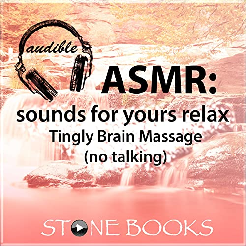 ASMR - Tingly Brain Massage copertina