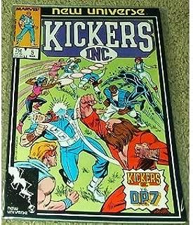 New Universe Kickers Inc. No. 5 Mar