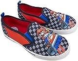 SUPER MARIO Kart Kids Sneakers, Canvas Checkerboard...