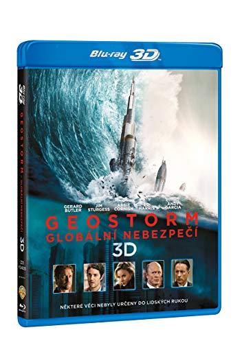 Geostorm - Globalni nebezpeci 2BD (3D+2D) / Geostorm (Tschechische Version)