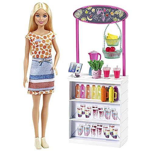 Barbie GRN75 Wellness Puppen, Mehrfarbig