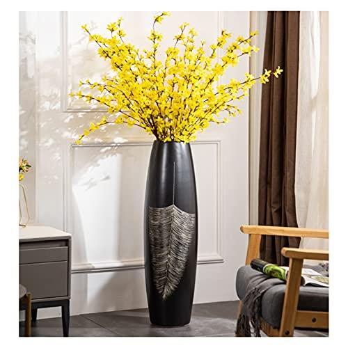 Jarrones Decorativos Modernos Altos Con Flores jarrones decorativos modernos altos  Marca Jarrones