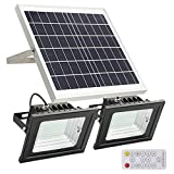 JPLSK: Waterproof Solar Powered Flood Light