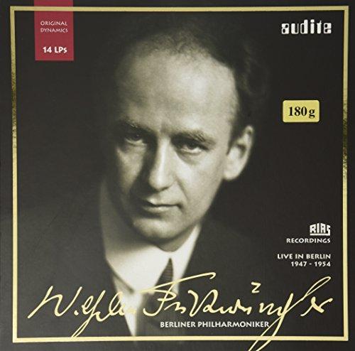 Rias Recordings-Live in Berlin 1947-1954 [Vinyl LP]