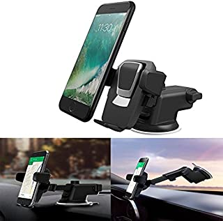 HYLong 360 Degree Rotation Universal Car Mobile Phone Holder Safe Driving Long Arm Lazy Tablet Cell
