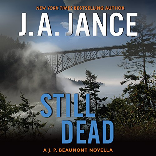 Still Dead audiobook cover art