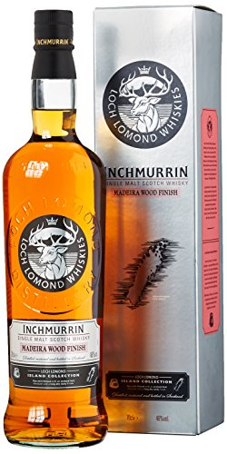 Inchmurrin Madeira Wood Finish Whisky mit Geschenkverpackung (1 x 0.7 l)