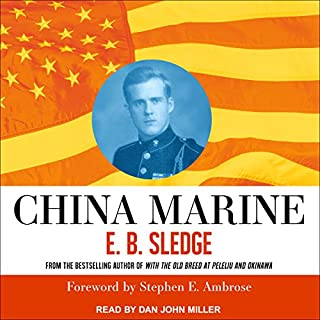 China Marine cover art