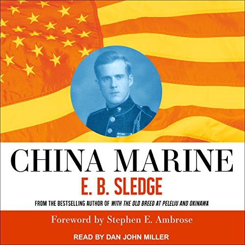 China Marine audiobook cover art