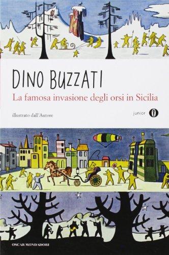 La famosa invasione degli orsi in Sicilia. Oscar Junior