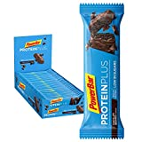 Powerbar Protein Plus Low Sugar Chocolate Brownie - Barritas Proteinas con Bajo Nivel de Azucar - 30...