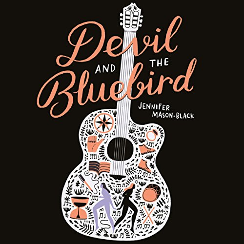 Devil and the Bluebird audiobook cover art