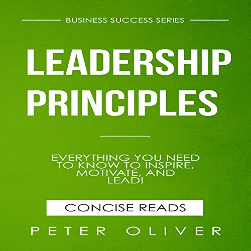 Leadership Principles cover art