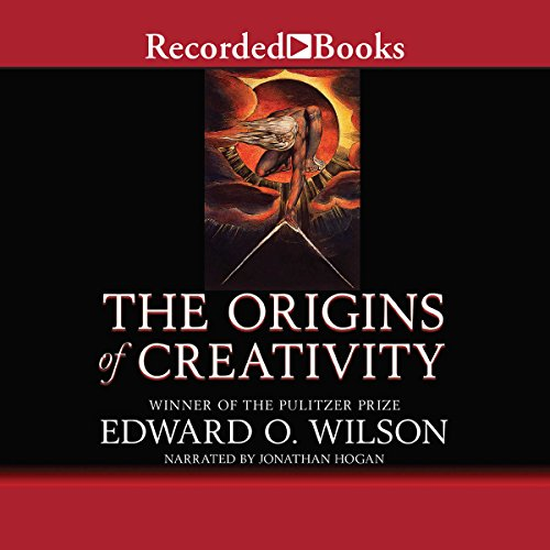 The Origins of Creativity cover art