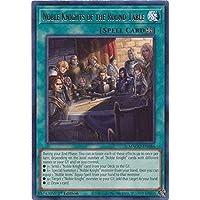 遊戯王 MAGO-EN086 円卓の聖騎士 Noble Knights of the Round Table (英語版 1st Edition レア) Maximum Gold