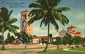 st patrick catholic church miami