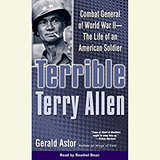 Terrible Terry Allen audiobook cover art