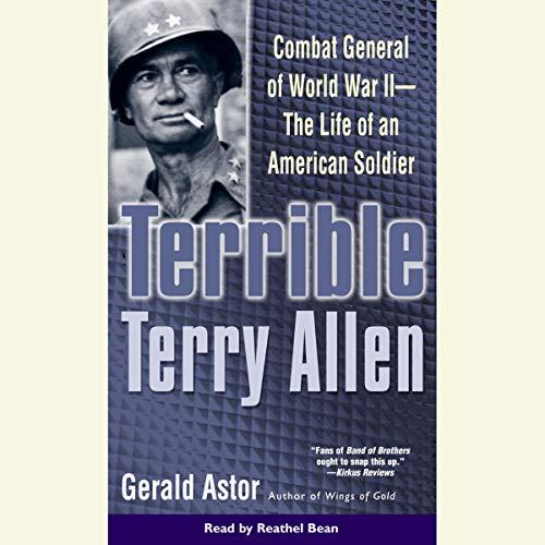Terrible Terry Allen cover art