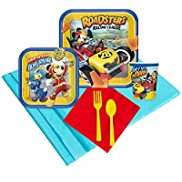Mickey Roadster Party Supplies Party Pack (24)