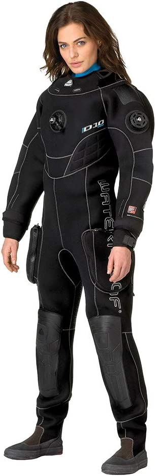 Nashville-Davidson Mall Waterproof Mail order Womens D10 Pro Neoprene ISS Drysuit