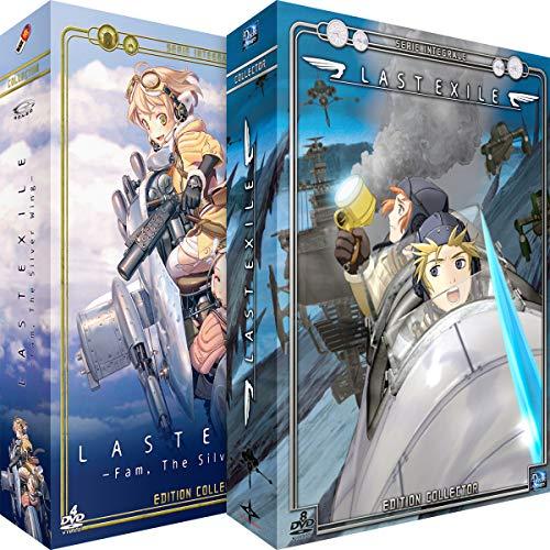 LAST EXILE (1期) & ラストエグザイル-銀翼のファム- (2期) コンプリート DVD-BOX (全49話, 1225分) ラスト...