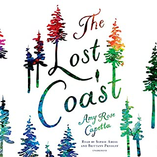 The Lost Coast audiobook cover art