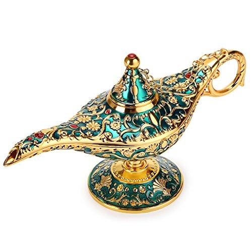 BTSKY Lampada magica di Aladino classica ed elegante, con confezione regalo, in raffinato stile...
